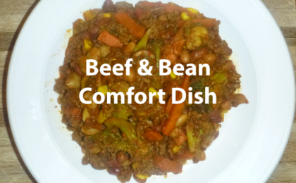 Beef and Bean Comfort Dish